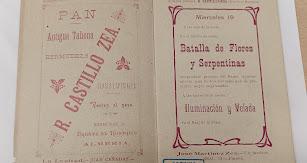Una página le dedicaba el programa editado por 'La Llave' a la Batalla de Flores y Serpentinas