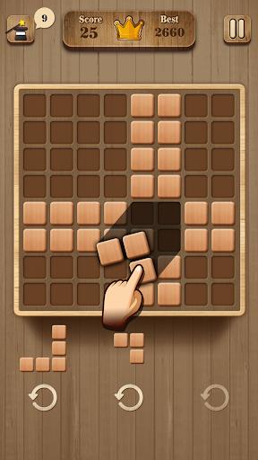 Wood Block Puzzle - Wooden Game 1.2 screenshots 3