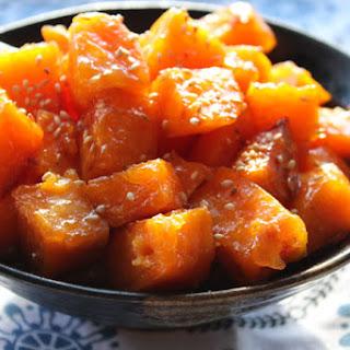Sugar-coated Sweet Potato