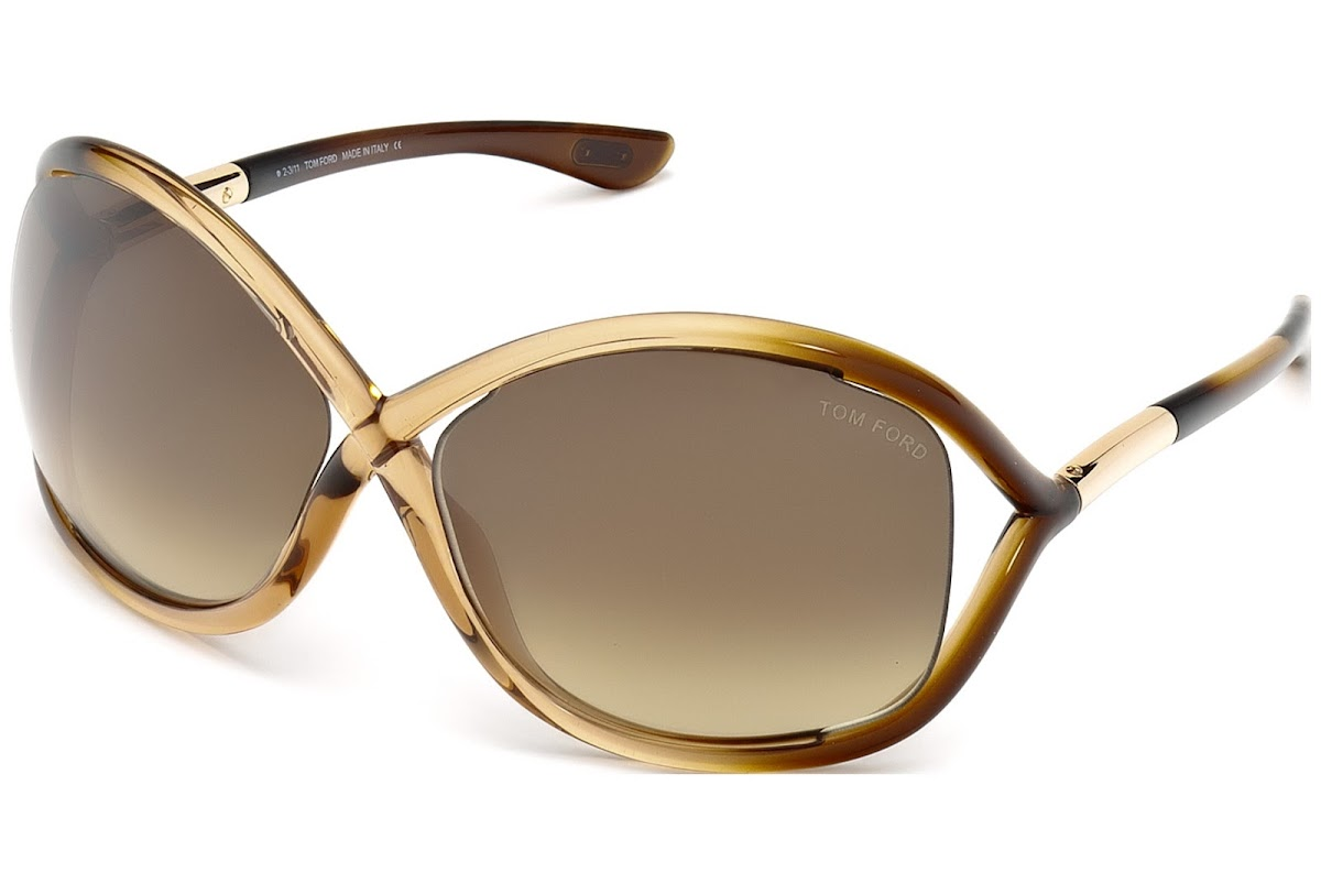 bd69cbc4cc Buy Tom Ford Whitney FT0009 C64 74F (pink  other   gradient brown)  Sunglasses