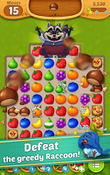 Fruits Mania : Fairy rescue apk screenshot