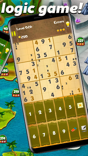 Best Sudoku (Free) 4.1.8 screenshots 2