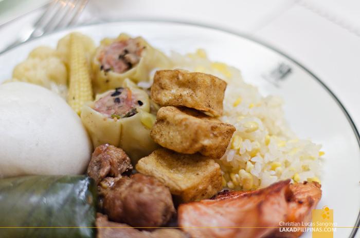 Sofitel Legend Metropole Hanoi Breakfast