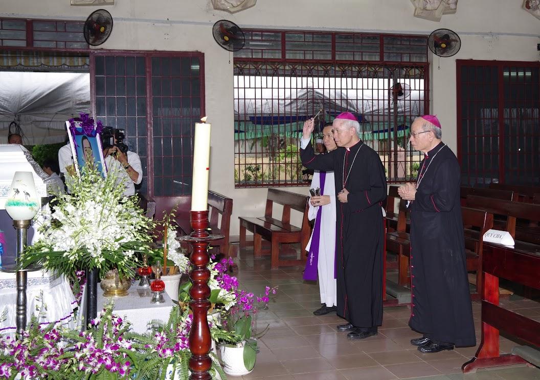 Thánh lễ an táng Cha Giuse Trần Ngọc Tâm - Chánh xứ Xuân Đức - Ảnh minh hoạ 6