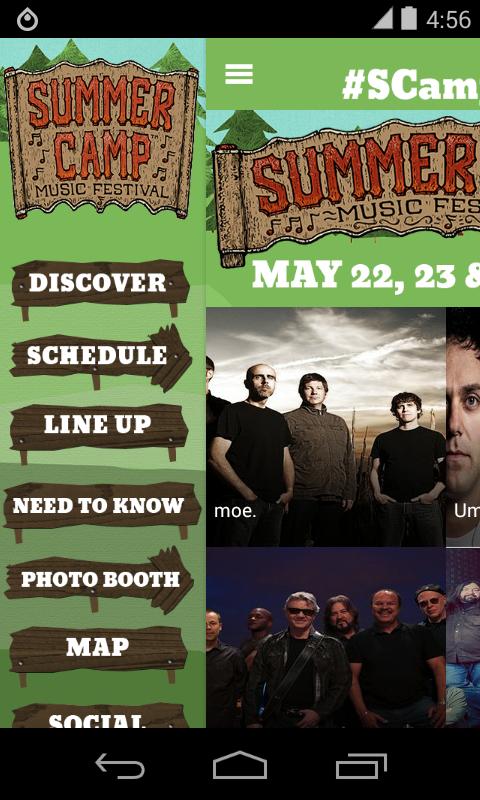 Summer Camp Music Festival- screenshot