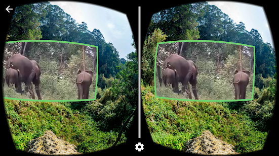vEcotours VR- screenshot thumbnail