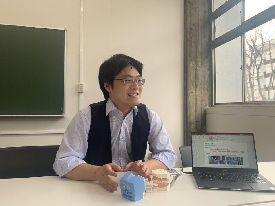 栄田さんの写真