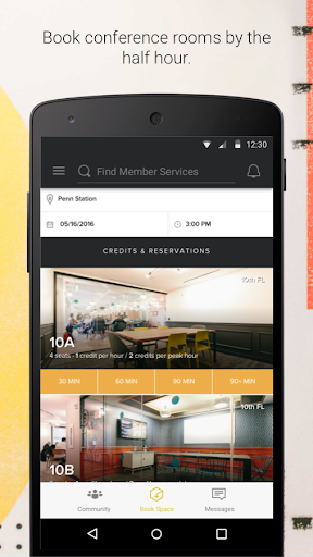 WeWork screenshot 3