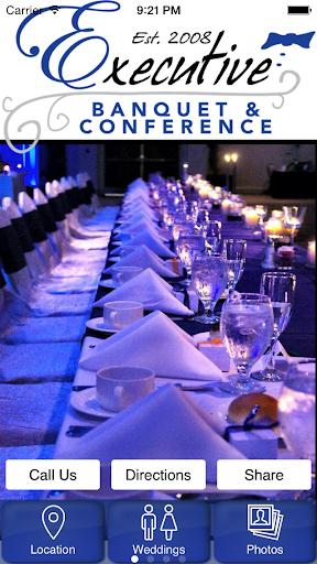 Executive Banquets