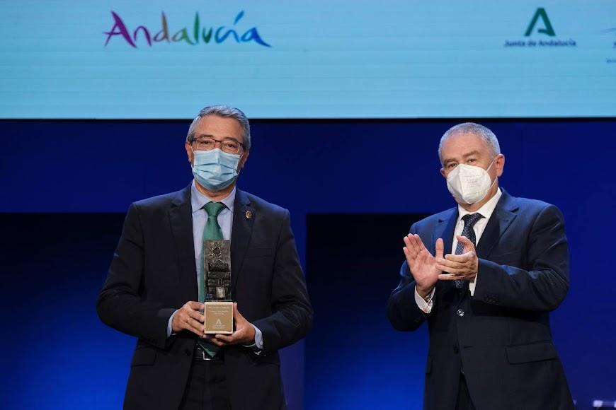 Premio Excelencia Turística par Turismo Costa del Sol.
