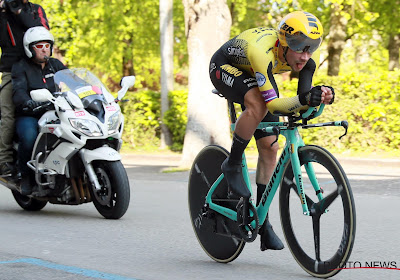 """Primoz Roglic heeft lovende woorden voor concurrent eindzegde Tour de France: """"Hij zal moeilijk af te stoppen zijn"""""""