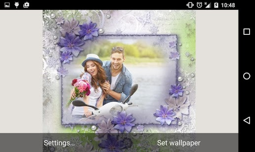 Romantic Live Wallpaper Deluxe- screenshot thumbnail