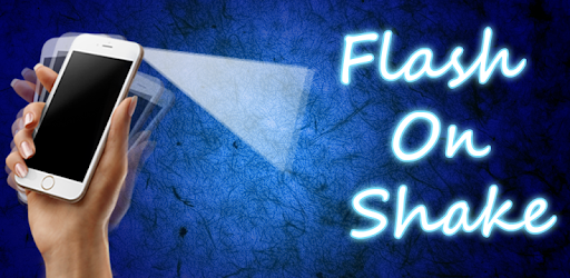 Flash On Shake - Apps on Google Play