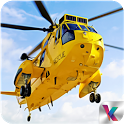 Helicopter Rescue Mission 2017 icon
