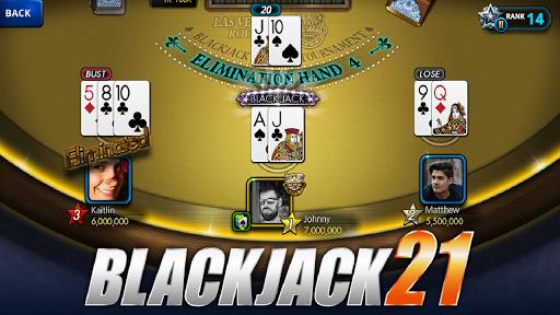 Blackjack 21 - World Tournament Igre (APK) brezplačno prenesete za Android/PC/Windows screenshot