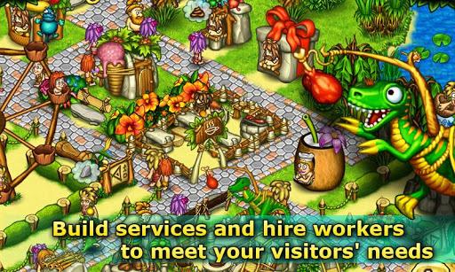 Prehistoric Park Builder screenshot 5
