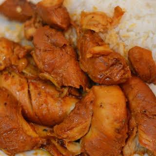 Instant Pot Honey Garlic Chicken.