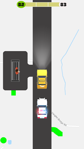Car Run Racing Fun Game - traffic car Screenshot
