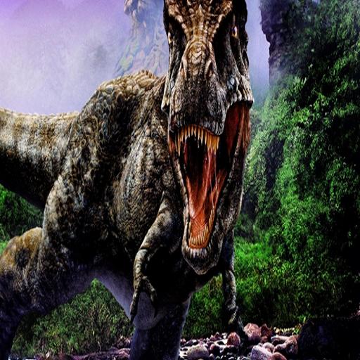 解谜の恐竜恐竜のジグソーパズル LOGO-記事Game