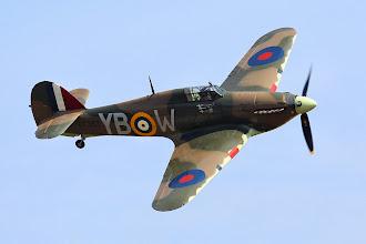 Photo: Hawker Hurricane Mk2C