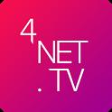 4NET.TV box icon