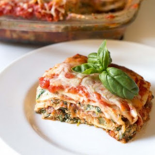 Garden Vegetable Lasagna