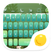 Earth Day-Lemon Keyboard