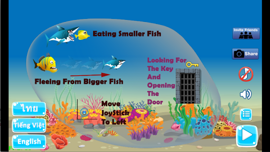 Shark Journey – Feed and Grow Fish 5