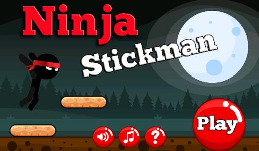 Ninja Stickman - Running Game