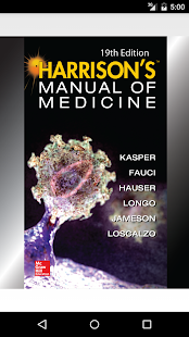 Harrison's Manual Medicine 19E- screenshot thumbnail