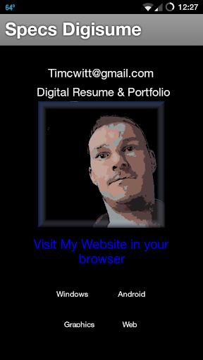 Tim Witt Digital Portfolio