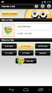 Fake Me A Call App Download For Android 1