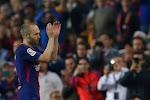 Iniesta n'ira pas en Argentine et a également refusé d'autres offres