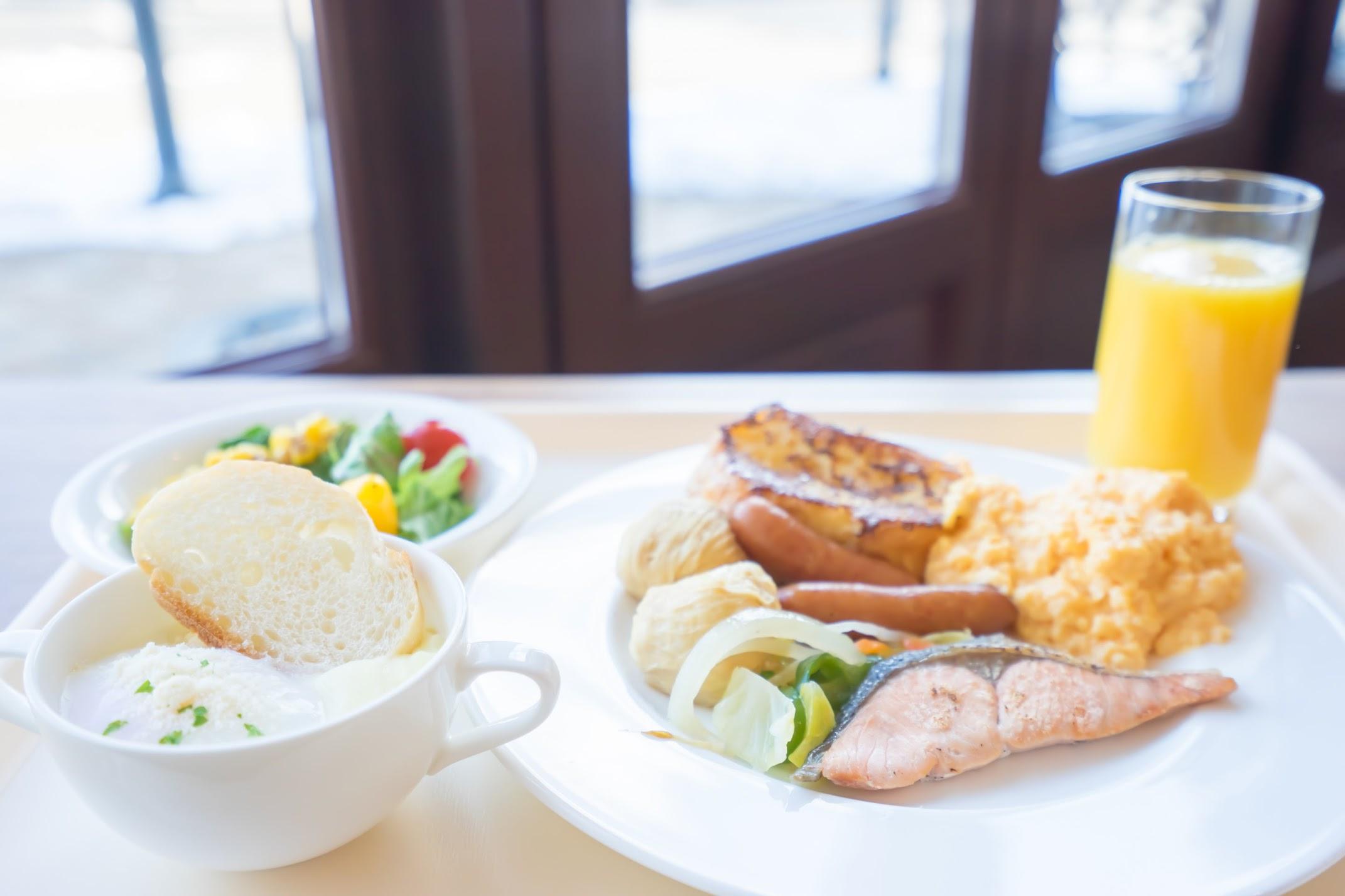 Nikko Station Hotel Classic breakfast3