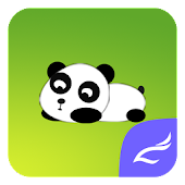Panda CM Launcher Theme