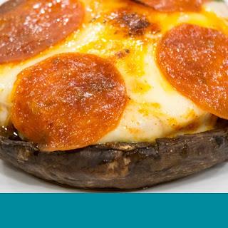 Portobello Pizza.