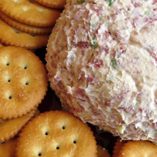 Dried Beef Cheese Ball With Accent Recipes