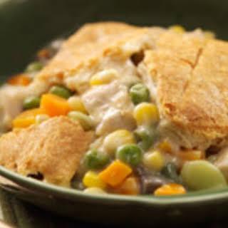 Crescent Cook's Chicken Pot Pie.