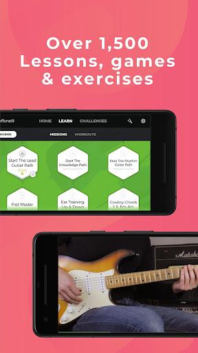 Yousician - An Award Winning Music Education App screenshot 3