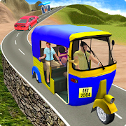 Game City Tuk Tuk Auto Rickshaw Taxi Driver 3D APK for Windows Phone