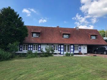 maison à Sainte-Marie-Cappel (59)