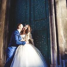 Wedding photographer Oksana Zarichna (photobyoz). Photo of 24.04.2016
