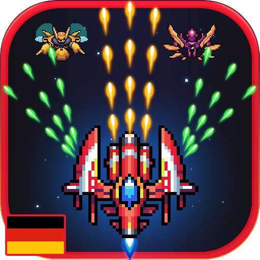 Falcon Squad - Galaxis Shooter