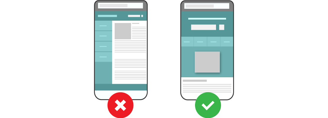 Mobile-friendly сайт