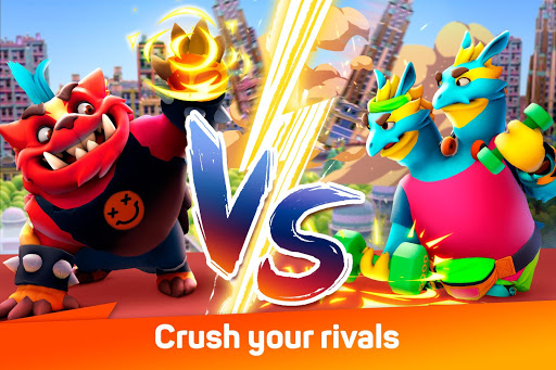 Monsters with Attitude: Online Smash & Brawl PvP - screenshot