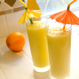 Orange Mango Pineapple Smoothie Recipes