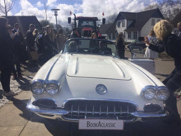 Corvette C1 Hire Padborg