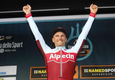 Kittel gagne en Espagne, juste devant le sprinteur belge de Wanty