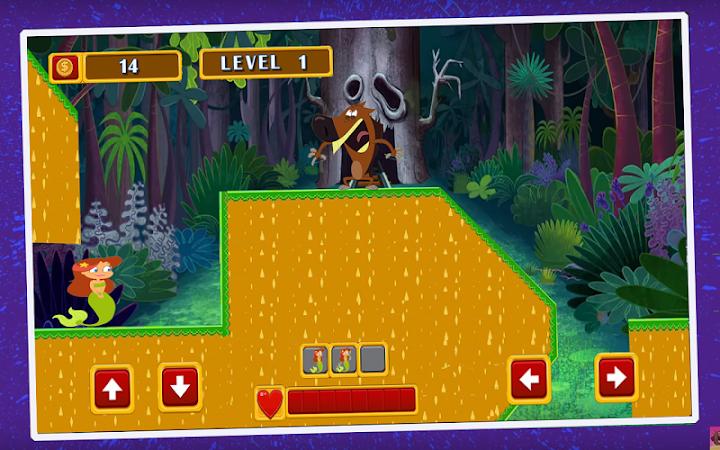 Zig Island  Run and Sharko Android App Screenshot