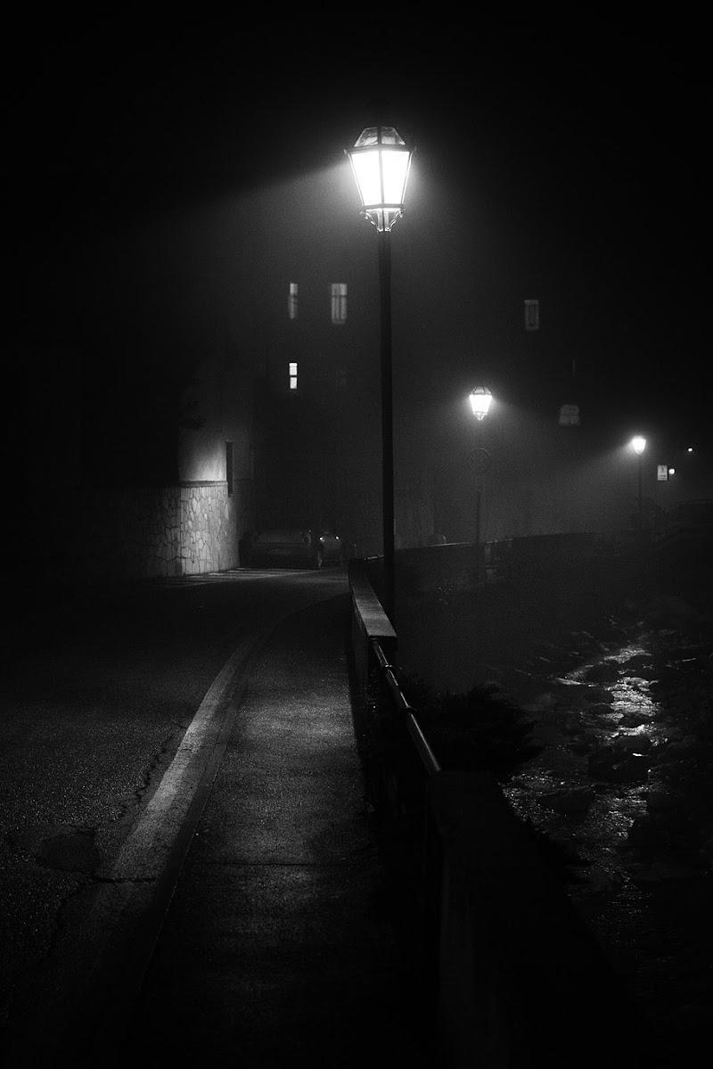 Giaveno by night di Picchiolino